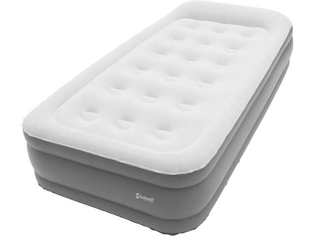 Outwell Flock Superior Single Airbed with built-in Pump